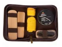 Barbour Shoe Care Kit - MAC0156TN11